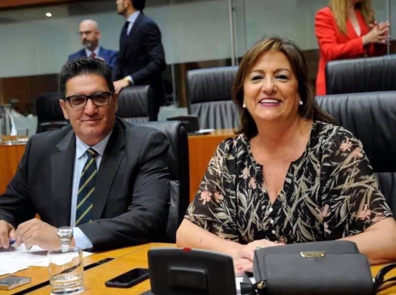 Muere por coronavirus la diputada del PP en la Asamblea de Extremadura Consuelo Rodríguez Piriz