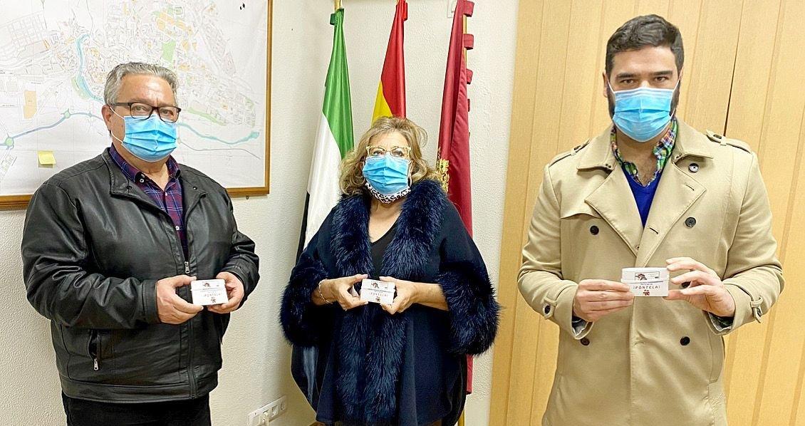 """La asociación """"Río Jerte"""" de Plasencia repartirá más de 500 mascarillas entre sus asociados"""