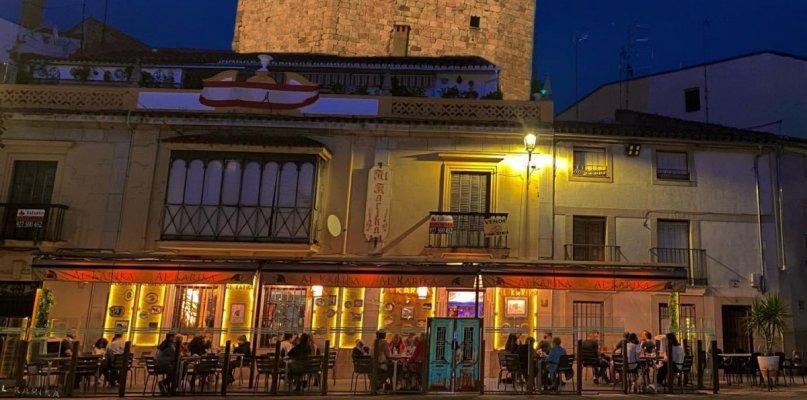 """Hosteleros en Extremadura: """"volver a abrir ha sido un soplo de aire muy necesario"""""""