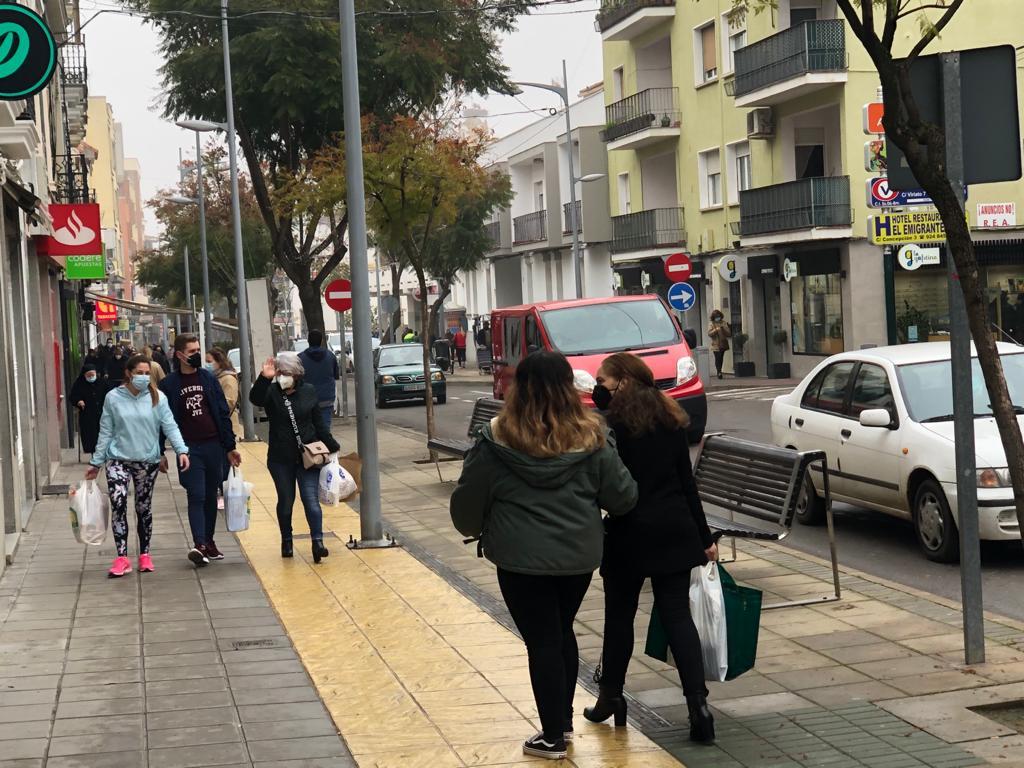 Once nuevos fallecidos por Covid en Extremadura que comienza a contener la presión hospitalaria