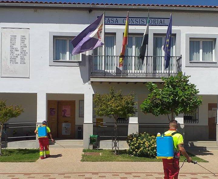 Los cinco nuevos brotes declarados en Extremadura afectan a más de 230 personas
