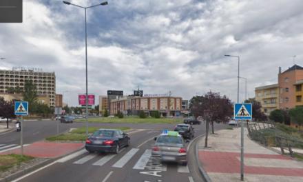 Atropellan a un ciclista de 16 años en la avenida Adolfo Díaz Ambrona de Badajoz