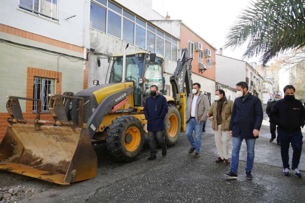 """Salaya asegura que habrá una importante inversión en obra pública para que """"la ciudad crezca"""""""