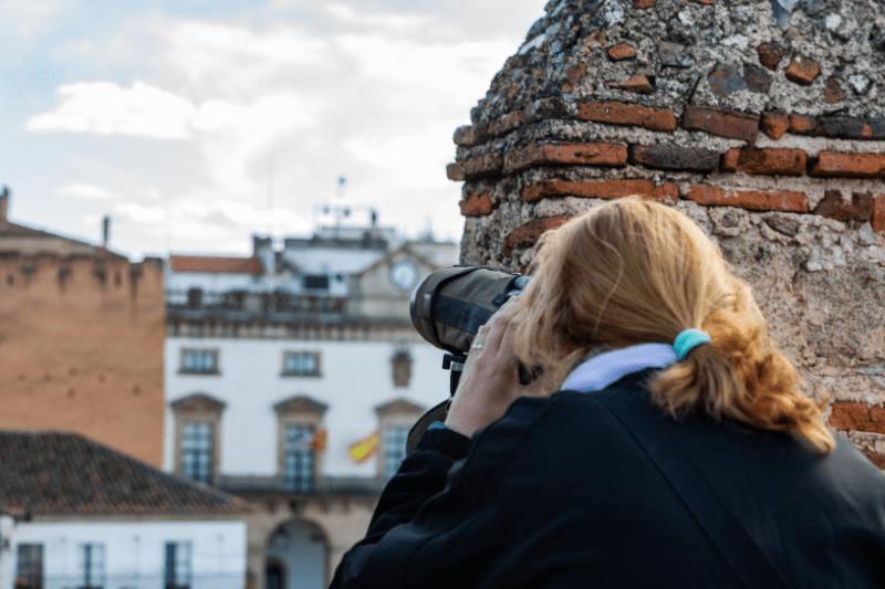 Cáceres impulsará su riqueza ornitológica en la edición virtual de FIO