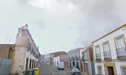 Un fallecido y tres heridos en el incendio de una vivienda en Oliva de Mérida