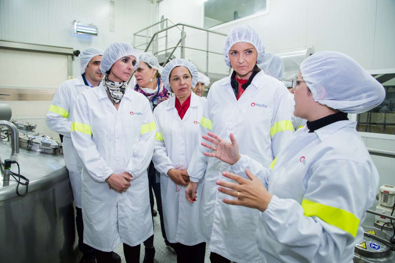 Luz verde al plan de actuación en caso de emergencia exterior en la química Inquiba