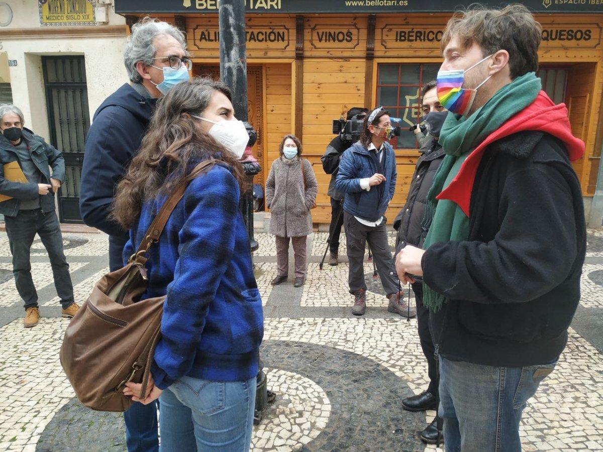 Unidas por Extremadura pide a las eléctricas que aseguren el suministro de luz en barrios y pueblos