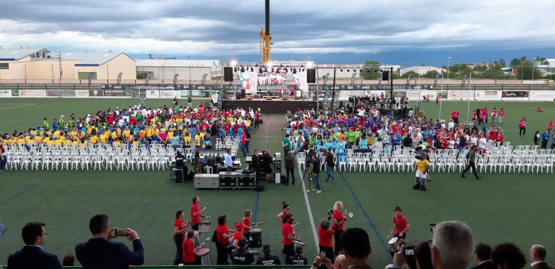 Cáceres será en noviembre sede de la final de los Juegos Extremeños del Deporte Especial