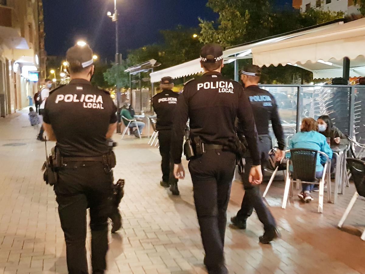La plantilla de la Policía Local de Almendralejo estará al 90 por ciento a finales de este año