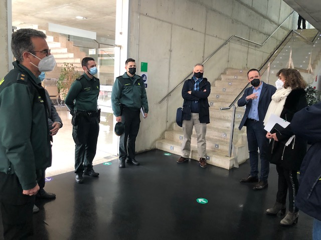 La Guardia Civil incrementará la vigilancia sobre los recursos naturales extremeños