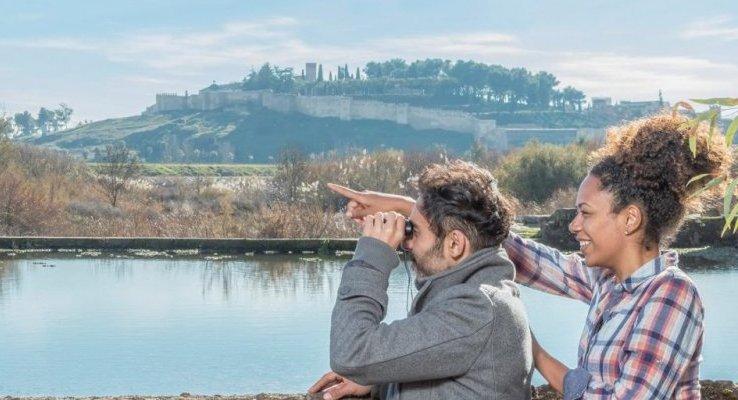 Badajoz promociona su riqueza ornitológica en la edición virtual de FIO