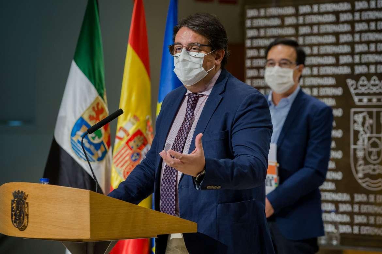 Sanidad activa los protocolos para estudiar la presencia de la cepa británica en Extremadura
