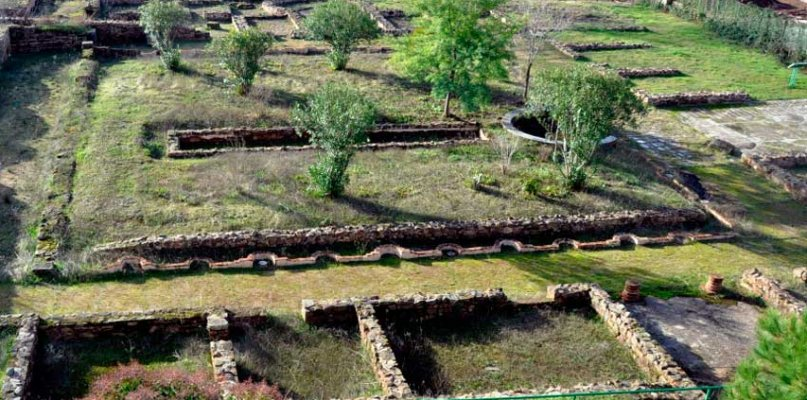 """La casa romana """"El Pomar"""" de Jerez de los Caballeros pasa a ser de Interés Cultural"""