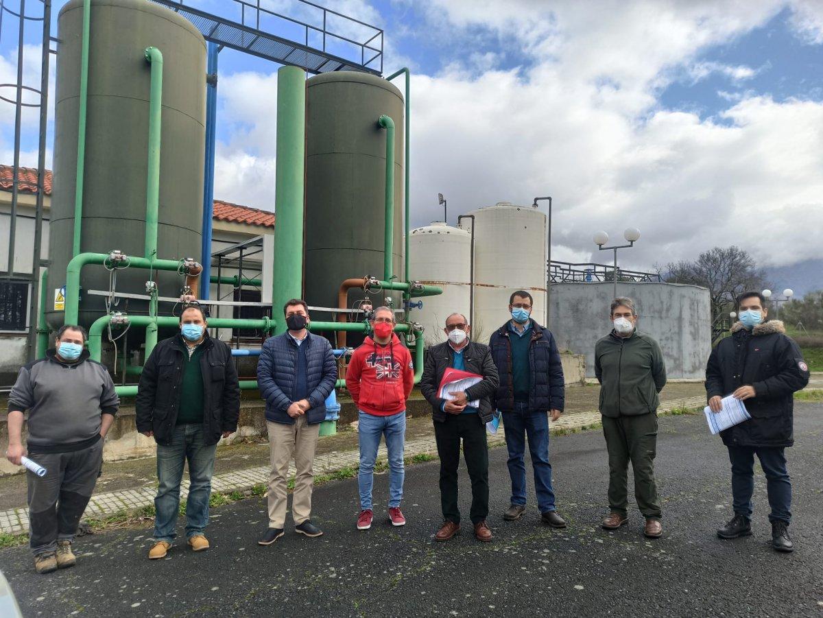 Diputación mejora las depuradoras de aguas residuales para frenar la contaminación