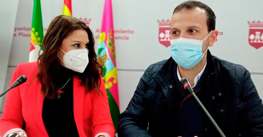 Plasencia pide que en los protocolos de vacunación se incluya a los centros infantiles y ayuda a domicilio