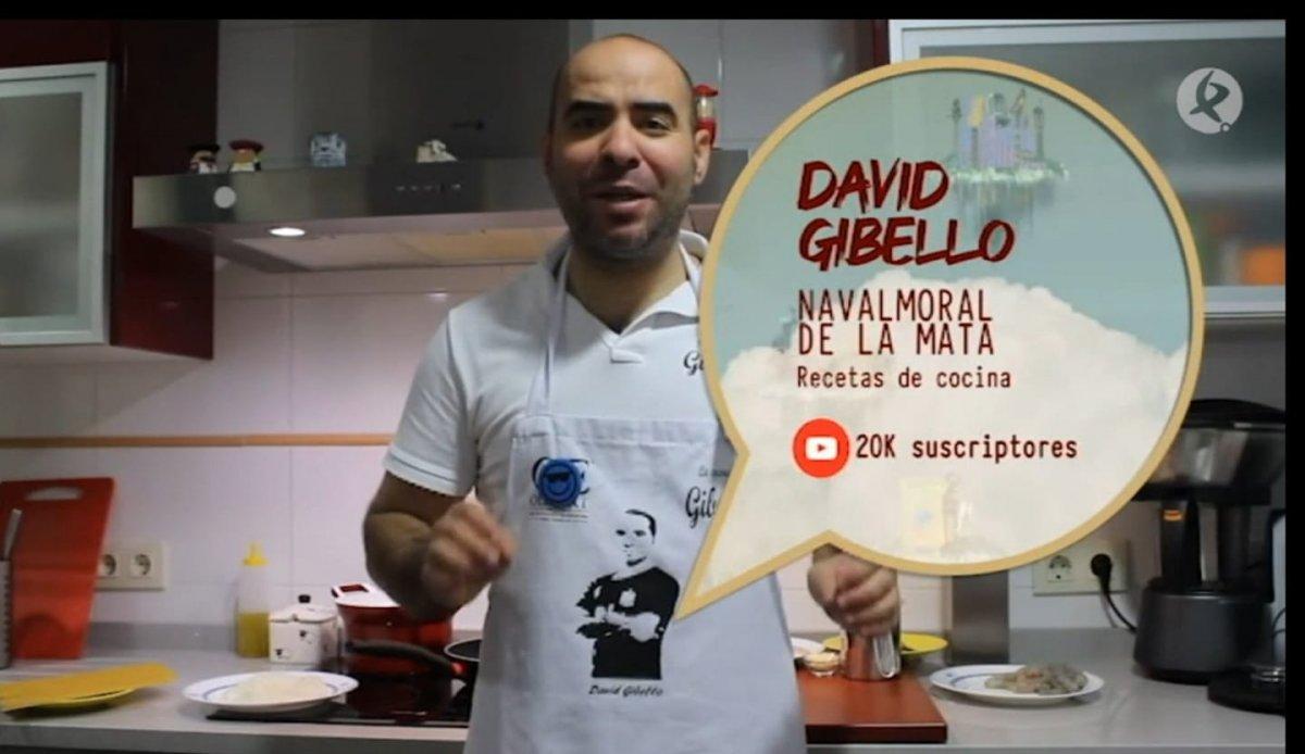 El extremeño David Gibello nominado a los premios de Facebook Gather