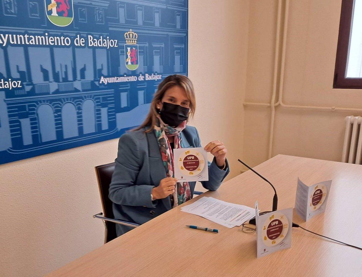 La programación de la Universidad Popular de Badajoz oferta 27 cursos