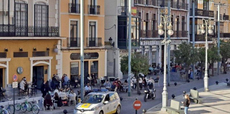 Las áreas de salud de Badajoz y Llerena-Zafra son las que continúan notificando más contagios por Covid-19