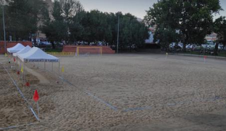 El Ayuntamiento de Plasencia mejorará el campo de fútbol playa