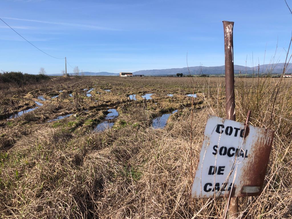 Un hombre estafó 27.450 euros a cazadores de Almendralejo y Madrid alquilando un coto que no era suyo