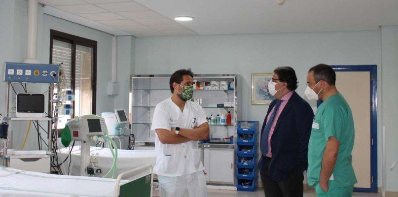 La Junta invierte 1,5 millones en las urgencias hospitalarias del Hospital de Don Benito-Villanueva