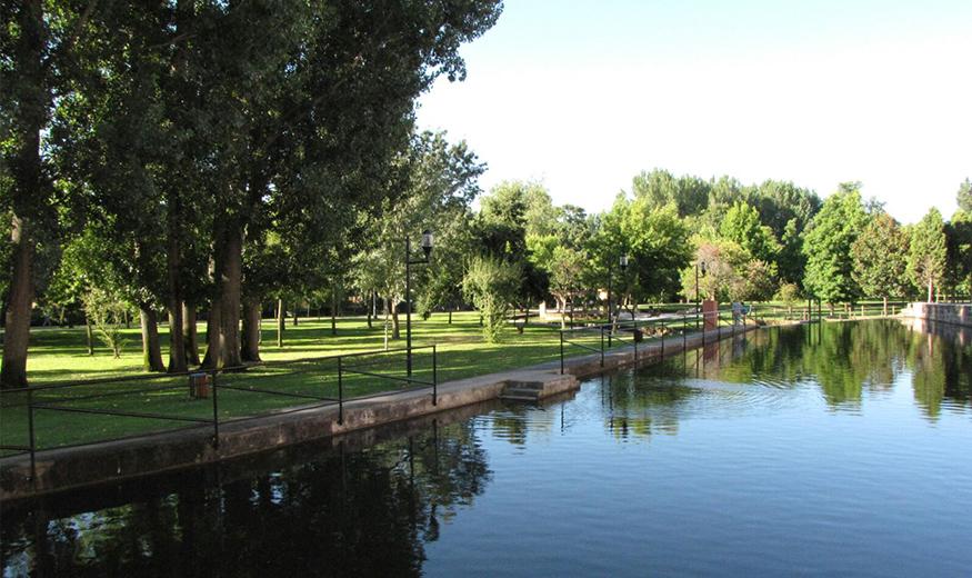 El Ayuntamiento de Plasencia invertirá 45.000 euros para mejorar el parque de La Isla