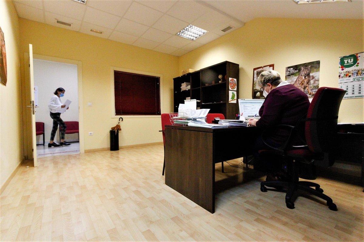 El Programa de Prevención de Familias de Menores en Mérida contrata una nueva educadora