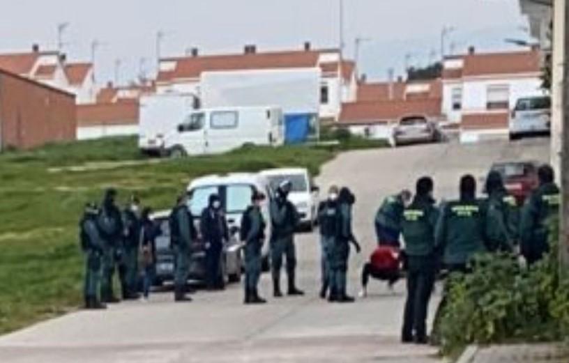 Al menos dos detenidos en una operación de la Guardia Civil contra el robo en Talayuela y Majadas de Tiétar