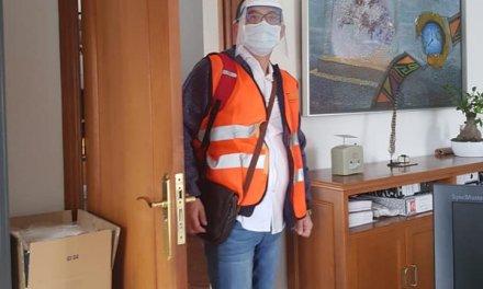 """Pedro Miguel Serrano: """"Estamos alarmados ante los numerosos cortes de luz que sufrimos en Moraleja"""""""