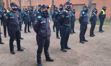 El Ayuntamiento de Cáceres ofrece 11 puestos de agentes y 4 de oficiales de Policía Local