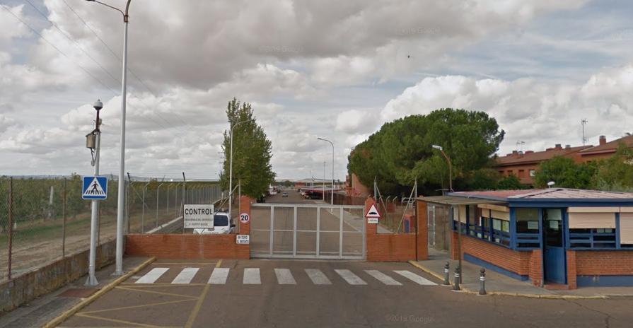 Sogas, mordazas y barras metálicas en un intento de secuestro y fuga en la prisión de Badajoz