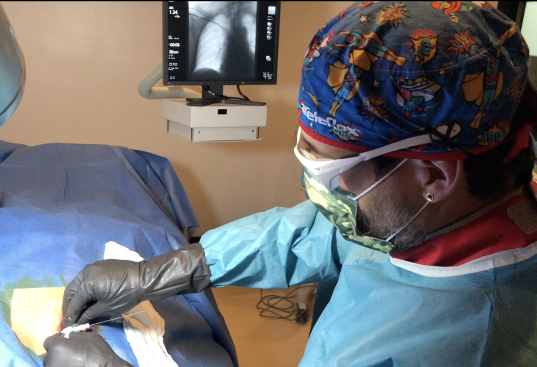 El hospital de Don Benito-Villanueva libera quirófanos gracias a la nueva sala de Telemando