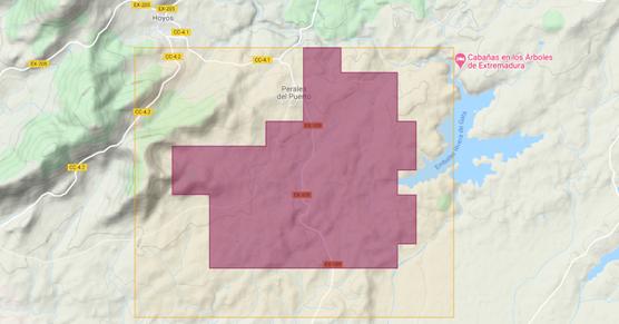 Declaran caducado el proyecto minero de El Rodeo que afectaba a más de 2.000 hectáreas en Sierra de Gata