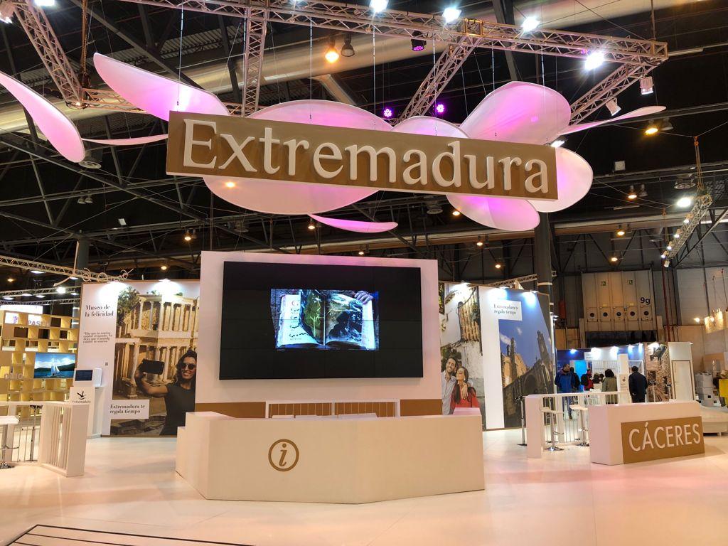 El Gobierno regional invirtió casi 3 millones de euros en promocionar Extremadura durante el año 2020