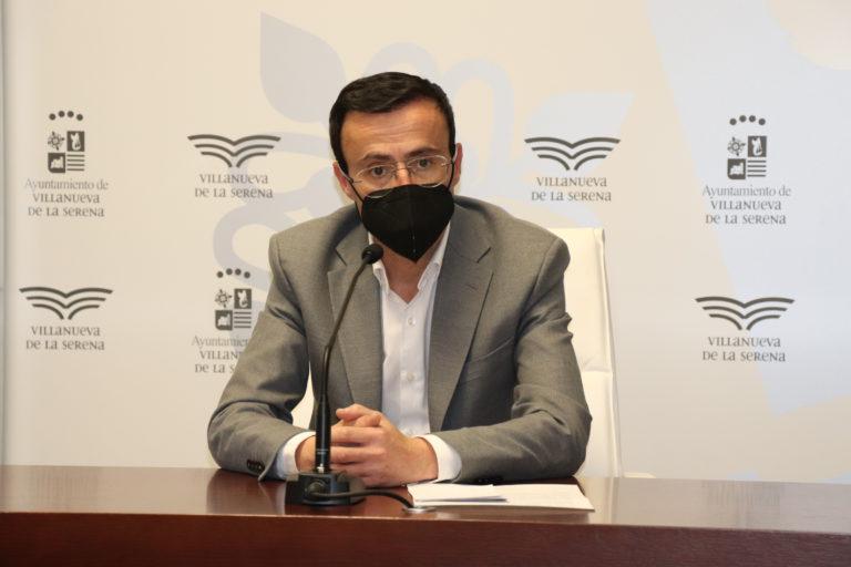 Gallardo pide responsabilidad a los ciudadanos durante los 14 días de cierre de Villanueva de la Serena