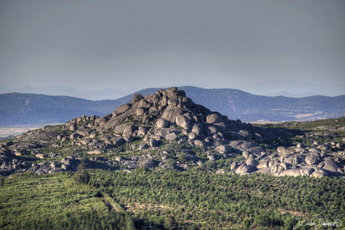 El Berrocal de la Data de Valencia de Alcántara, un nuevo monumento natural para visitar