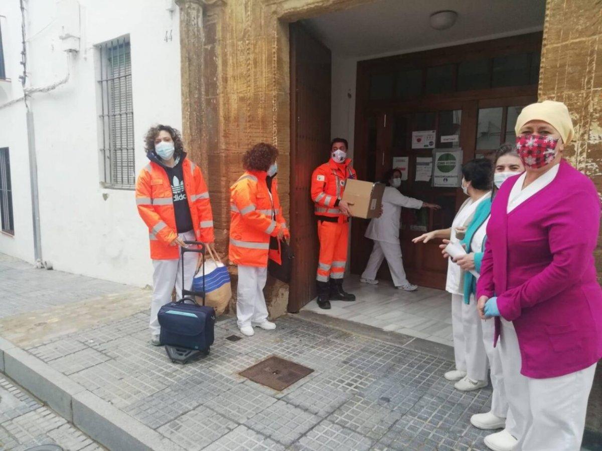 Los nuevos casos de Covid se concentran en Badajoz y en el área de Llerena-Zafra