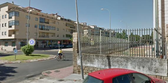 Trasladan a un hombre al Hospital Virgen del Puerto tras sufrir un atropello en Plasencia