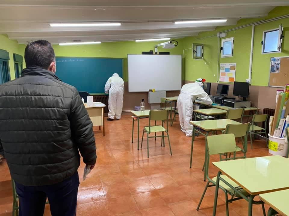 El área de Plasencia suma 23 casos en 24 horas con contagios en Torrecilla, Pozuelo y Montehermoso