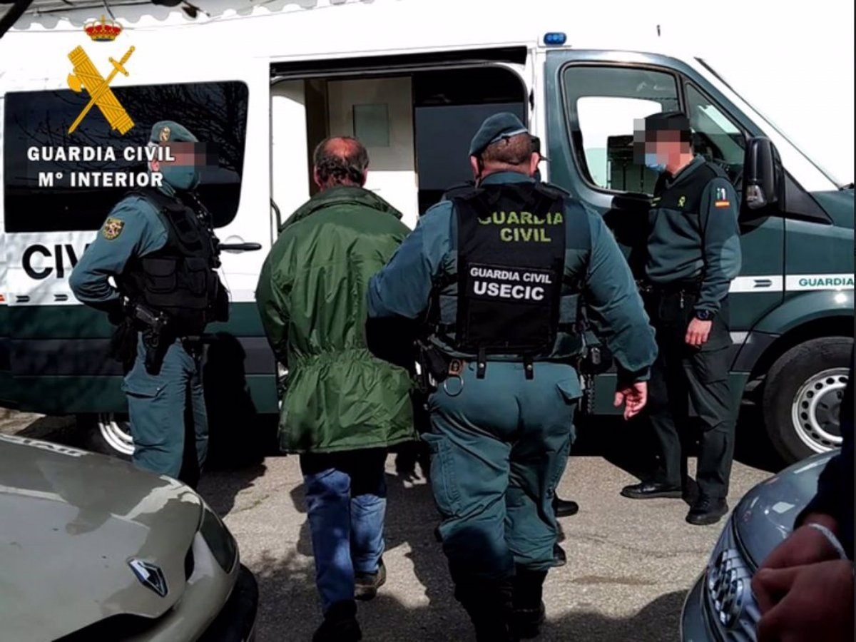 Once detenidos en Fuente de Cantos acusados de regentar tres puntos de venta de drogas