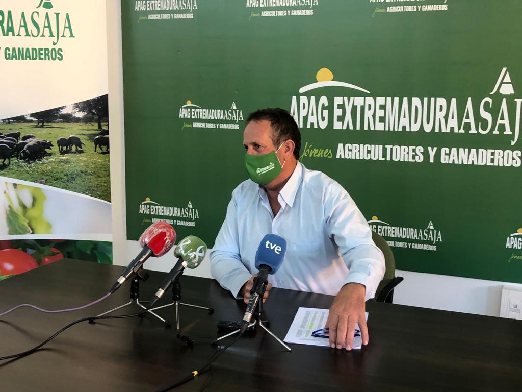 """APAG Extremadura Asaja califica de """"atraco"""" para los agricultores el régimen de eco-esquemas"""