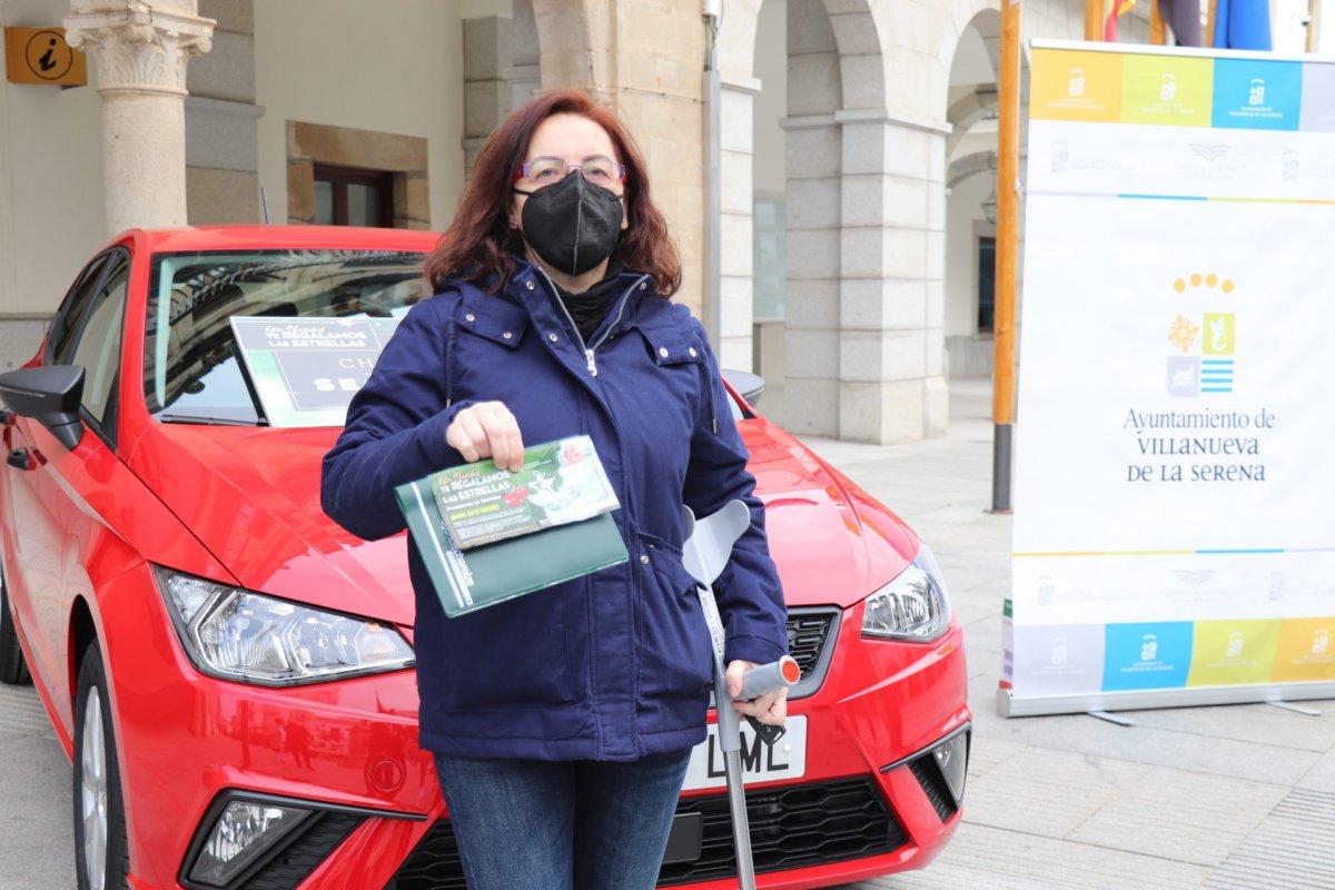 Gana un coche nuevo y un año de seguro gratis por comprar en Villanueva de la Serena