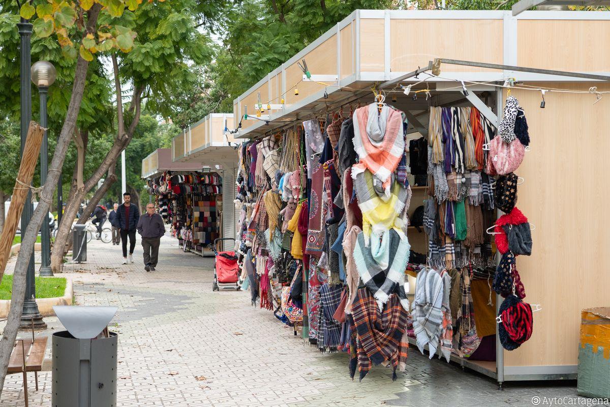 """""""Coria Street Market"""": una fórmula para dinamizar el comercio y disfrutar del buen tiempo"""