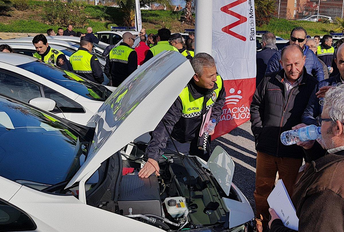Policías de la provincia de Badajoz se formarán en análisis criminológicos en tiempos de Covid