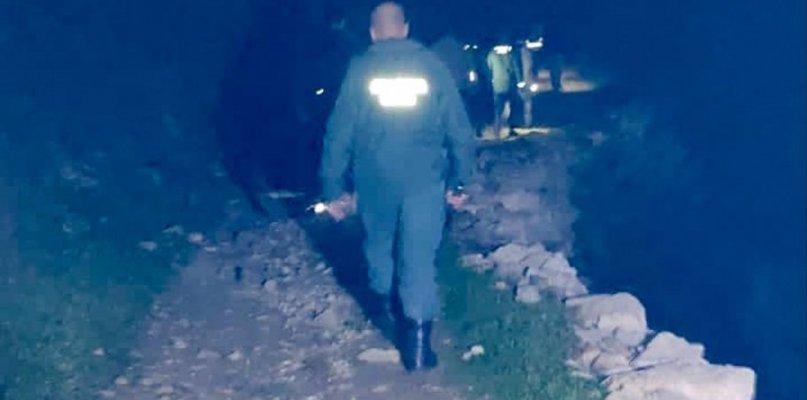 La Guardia Civil rescata a dos senderistas en las comarcas de Las Hurdes y La Vera