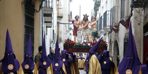 Velas y procesiones online para celebrar la Semana Santa en Coria
