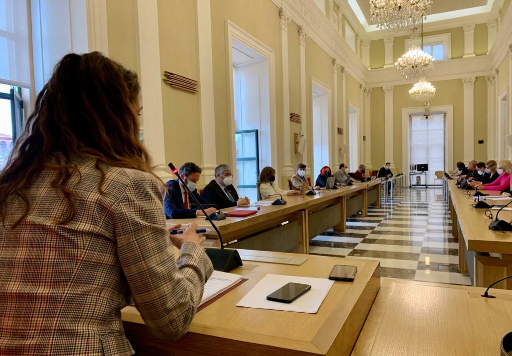 Las pymes y autónomos de comercio, hostelería y turismo contarán con 3 millones de euros en ayudas