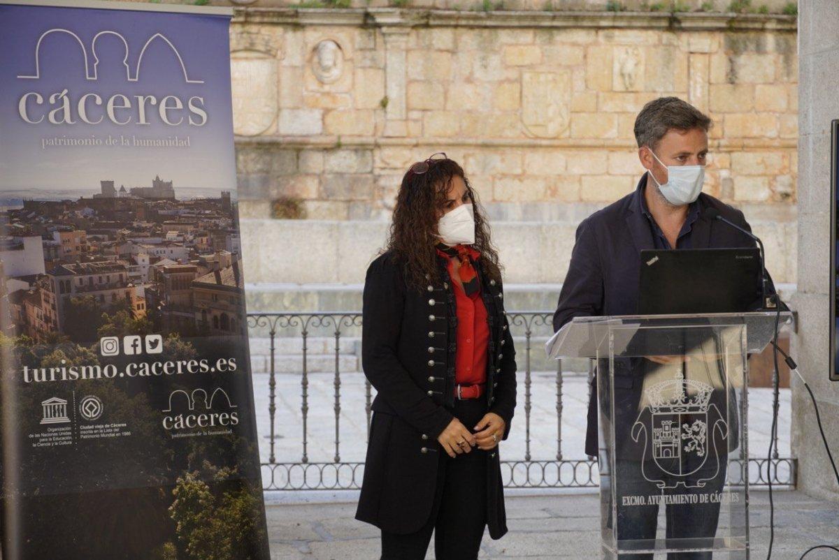 Un estudio posiciona Cáceres como destino seguro y no masificado para el turismo