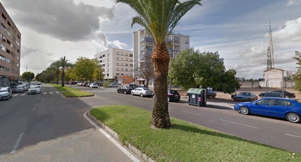 Una niña de 6 años herida con fractura de tibia y peroné al sufrir un atropello en Badajoz