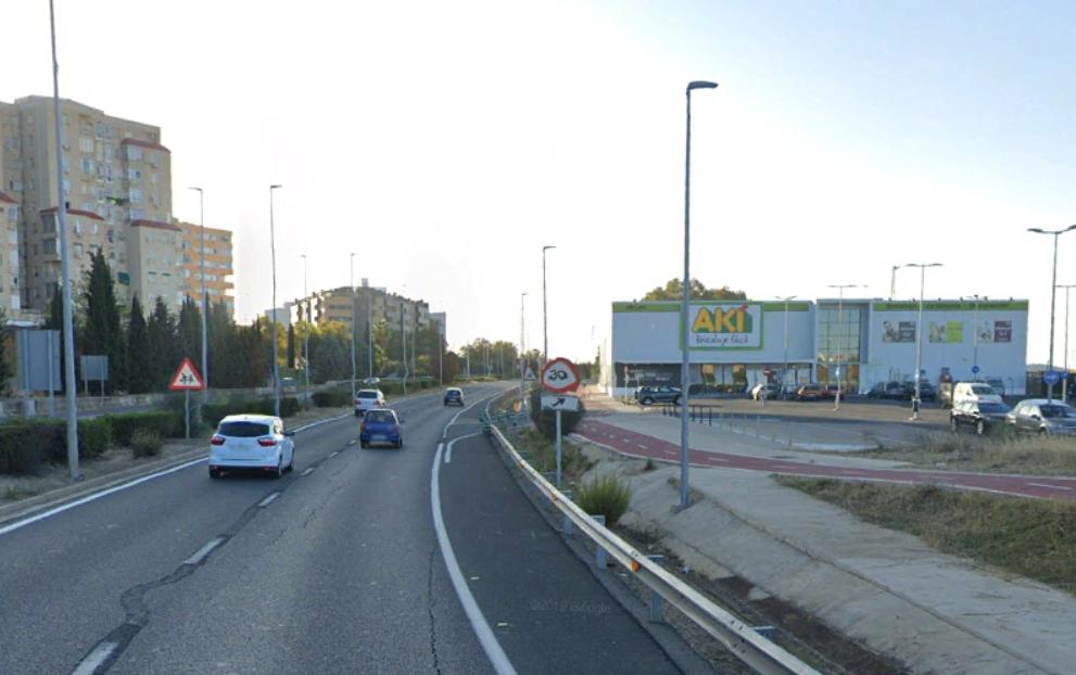 Un conductor que da positivo en alcohol atropella mortalmente a un hombre en Cáceres